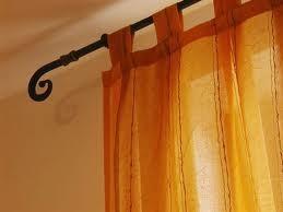 Tende per cambiare look decorazioni interni for Tende con laccetti